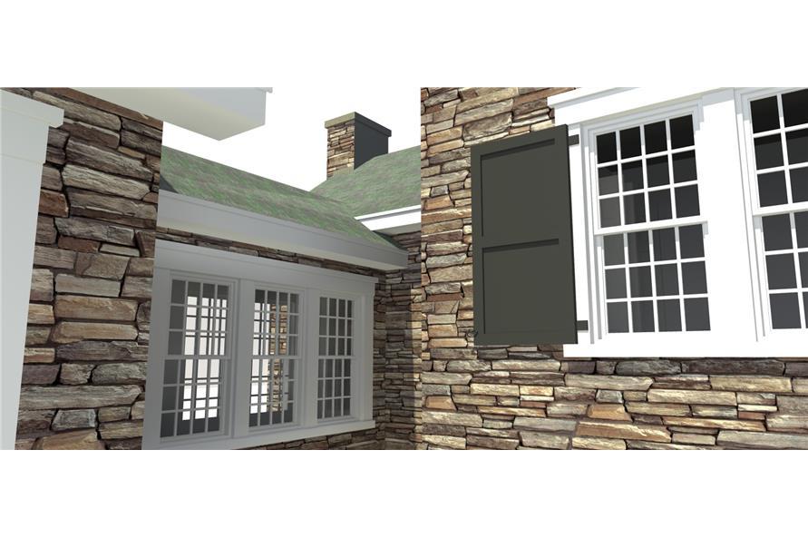 116-1090: Home Exterior Photograph