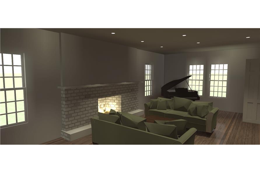 116-1090: Home Interior Photograph