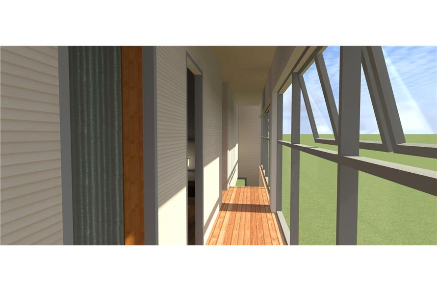 116-1091: Home Plan 3D Image