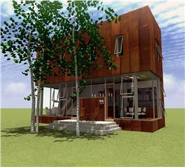 House Plan #116-1091