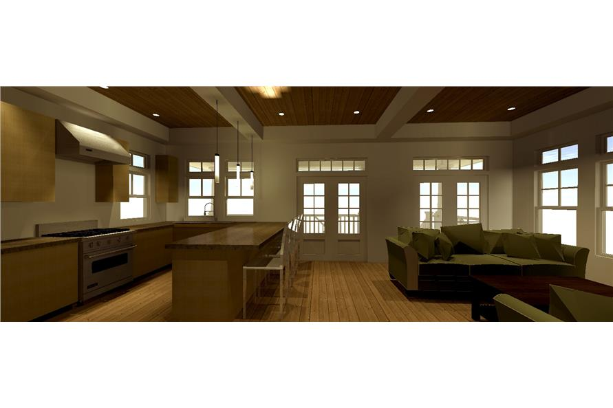 116-1093: Home Plan 3D Image