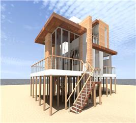 House Plan #116-1094