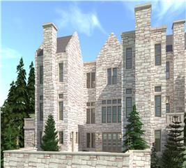 House Plan #116-1108