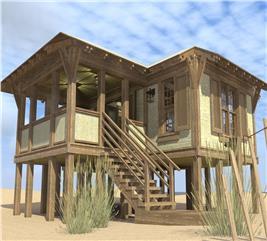 House Plan #116-1109