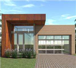 House Plan #116-1118