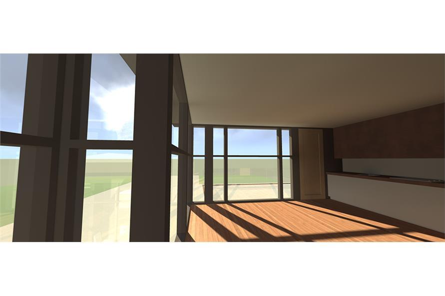 Bedroom of this 5-Bedroom,5165 Sq Ft Plan -5165