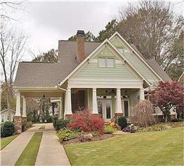 House Plan #117-1001