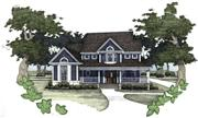 View house Plan#117-1006