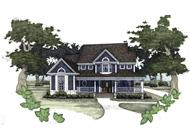 Main image for house plan # 20758
