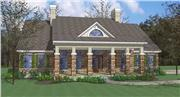 View house Plan#117-1010