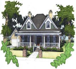 House Plan #117-1011