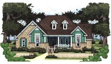 Main image for house plan # 20726