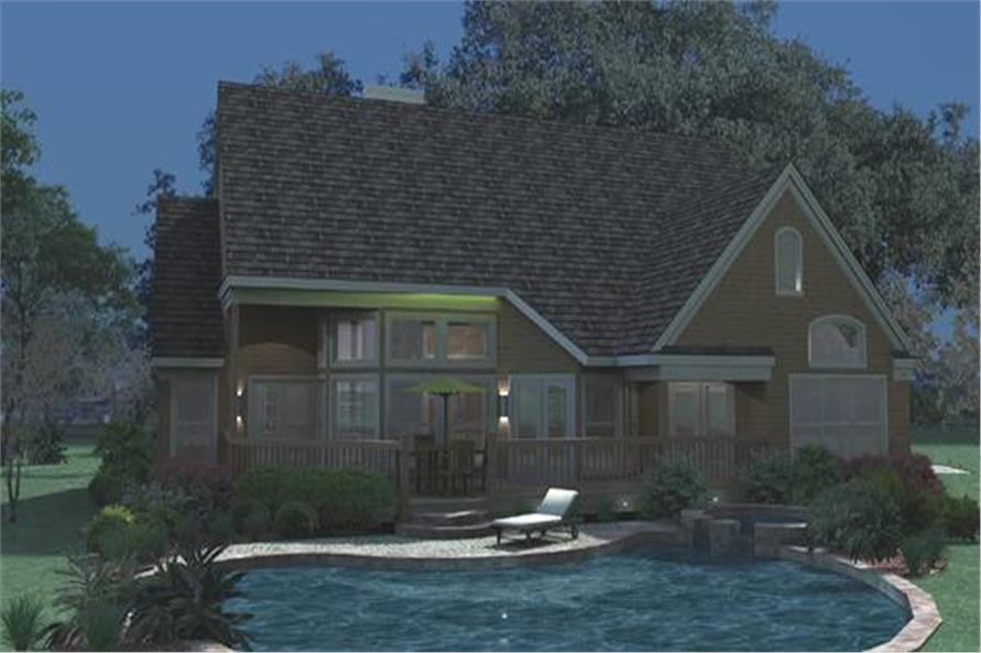 117-1018: Home Plan Rendering