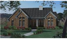Main image for house plan # 20724