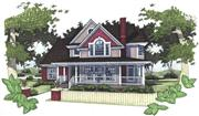 View house Plan#117-1019
