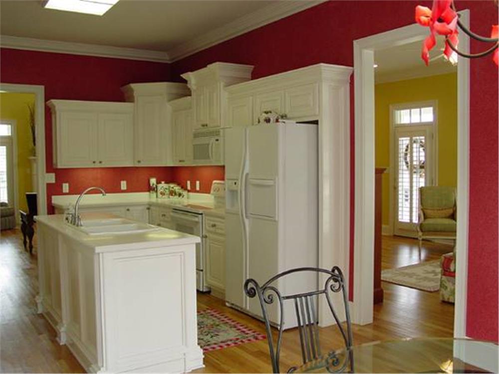 117-1030: Home Interior Photograph-Kitchen