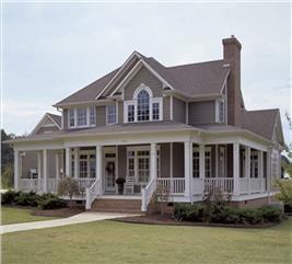 House Plan #117-1030