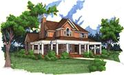 View house Plan#117-1030