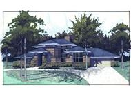 Main image for house plan # 20780