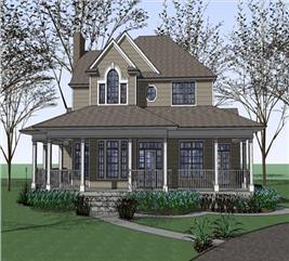 House Plan #117-1042