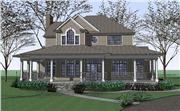 View house Plan#117-1042