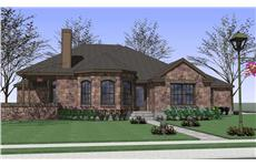 Main image for house plan # 20718