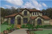View house Plan#117-1052