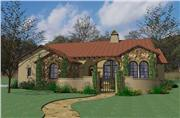 View house Plan#117-1055