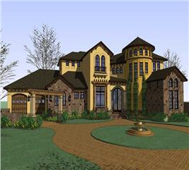 House Plan #117-1063