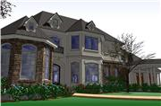 View house Plan#117-1064