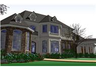 Main image for house plan # 20866