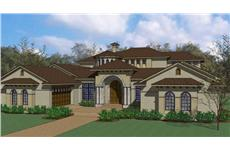 Main image for house plan # 20869