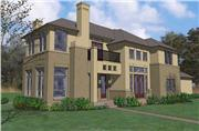 View house Plan#117-1075
