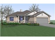 Main image for house plan # 20697