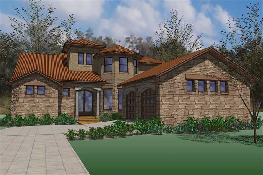 House plans home design the addison 20851 The addison house