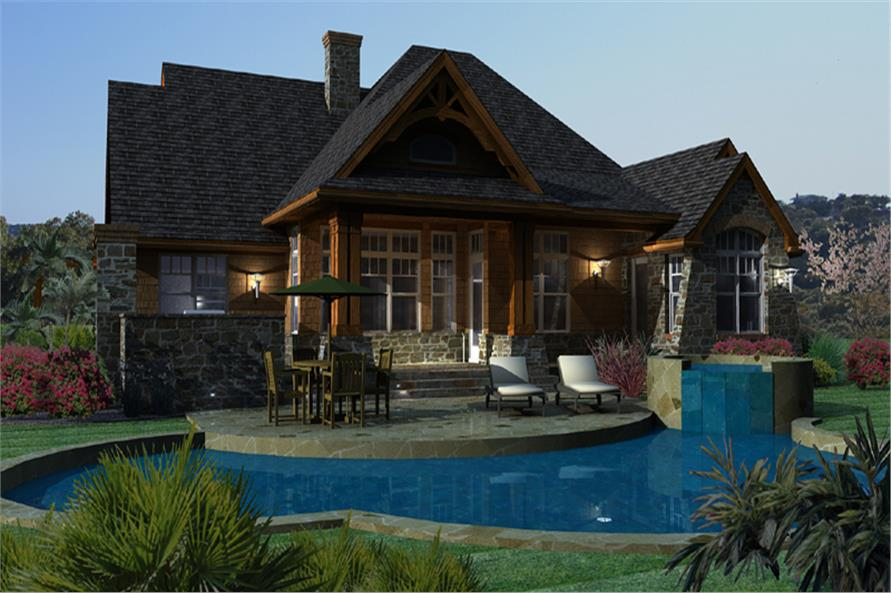 3 bedrm 2091 sq ft ranch house plan 117 1092 for Www house plans com