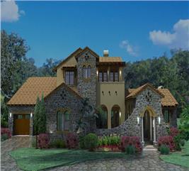 House Plan #117-1093