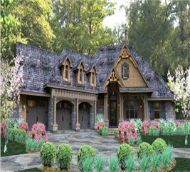 House Plan #117-1094