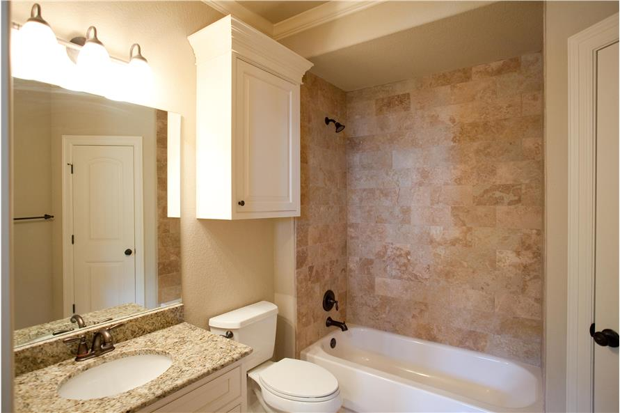 Bathroom of this 3-Bedroom,2847 Sq Ft Plan -2847