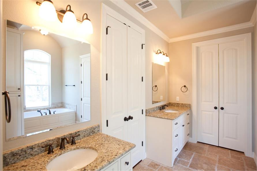 117-1103: Home Interior Photograph-Bathroom