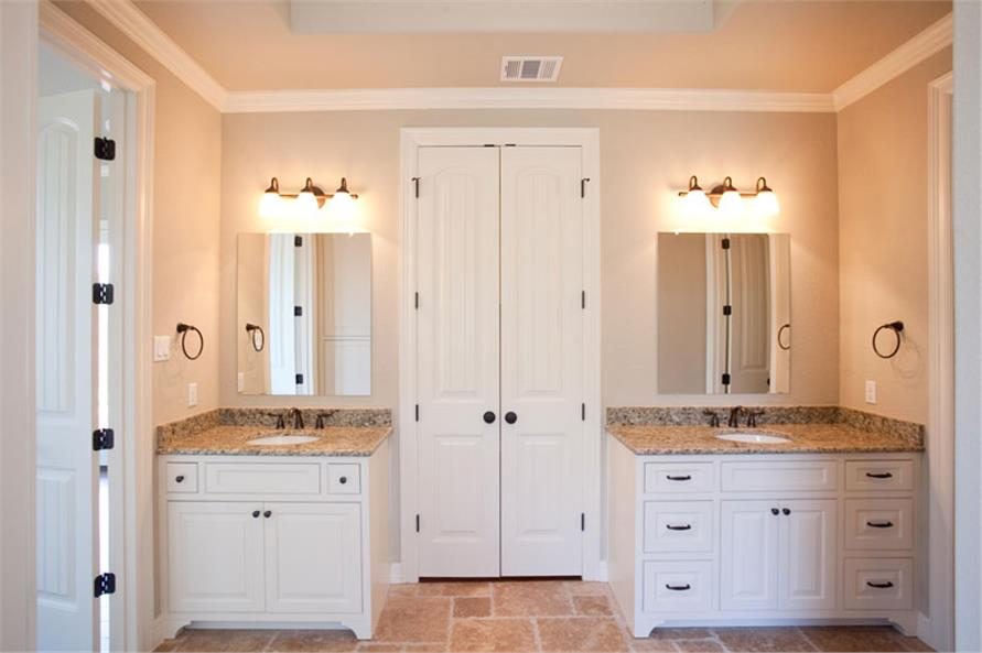 Master Bathroom: Sink/Vanity of this 3-Bedroom,2847 Sq Ft Plan -2847