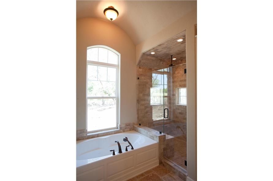 Master Bathroom of this 3-Bedroom,2847 Sq Ft Plan -2847