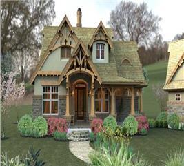 House Plan #117-1104