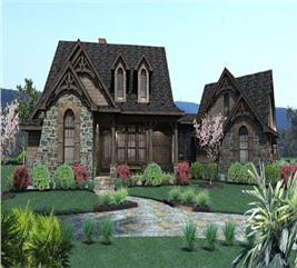 House Plan #117-1105