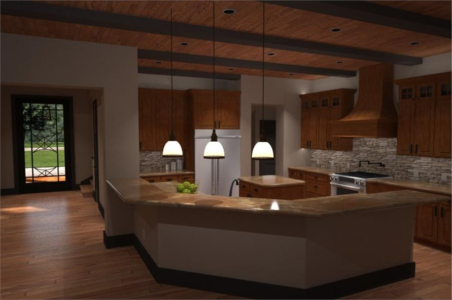 117-1106: Home Interior Photograph-Kitchen