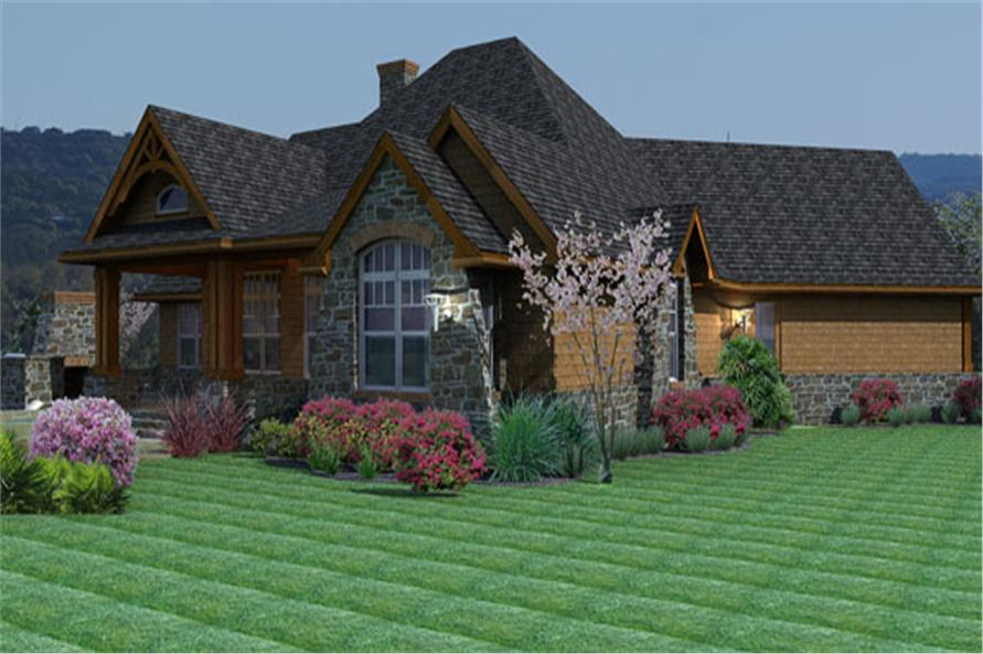Mountainside Majesty House Plans Home Photo Style