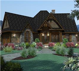 House Plan #117-1107