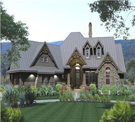 House Plan #117-1108
