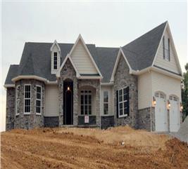 House Plan #117-1109