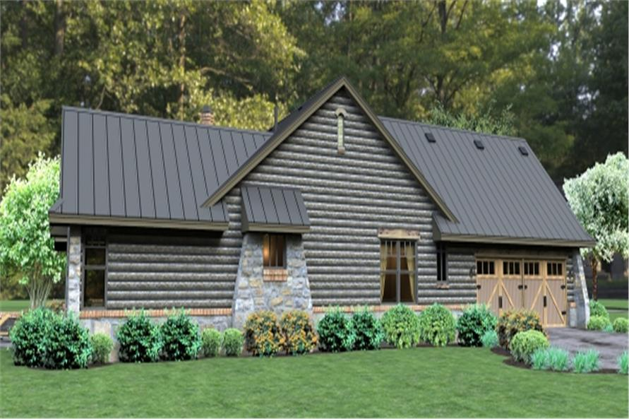 Home Plan Rendering of this 3-Bedroom,2234 Sq Ft Plan -2234